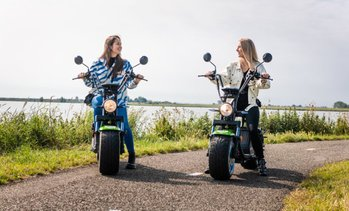 E-scooter huren in Monnickendam
