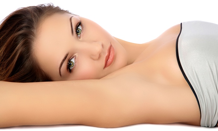 Salon D'Artista - Deer Park: Six Laser Hair-Removal Treatments at Salon D'Artista and Spa (Up to 86% Off). Four Options Available.