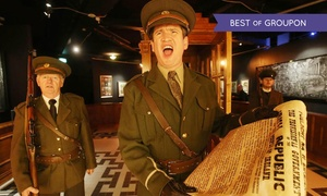 Revolution 1916: 1916 Revolution: The Exhibition Tour for One or Two (40% Off)