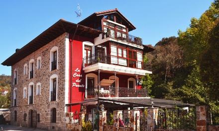 Cantabria: 1 o 2 noches en habitación doble o suite con jacuzzi para 2 con desayuno, detalle y spa en La Casa Del Puente