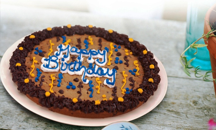 "Nestlé Toll House Café by Chip - Twelve Oaks Mall and Partridge Creek Mall - Multiple Locations: One Dozen Cookies or One 15"" Cookie Cake at Nestlé Toll House Café by Chip (Up to 37% Off)"