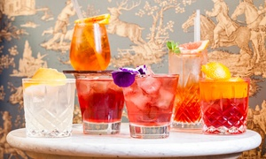 The Goat: Cocktail Making Class for Up to Four at The GOAT (Up to 73% Off)