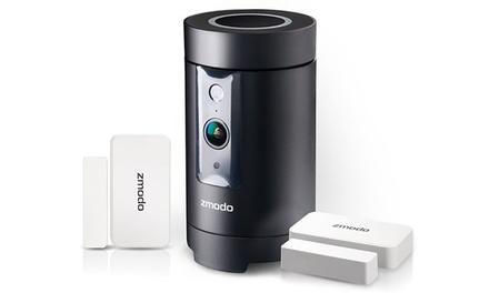 Zmodo Pivot 1080p Rotating 360-Degree Wifi Camera with Smarthub