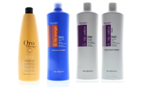 Fanola No Yellow, No Orange, or Oro Therapy 24k Shampoo or Mask