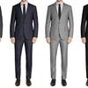 Vincent Moretti Men's Slim-Fit 2-Piece Suits