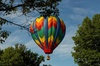 Carolina Balloon Adventures - Lochhurst: Hot-Air Balloon Ride for One or Two in a Shared Balloon at Carolina Balloon Adventures (Up to 44% Off)