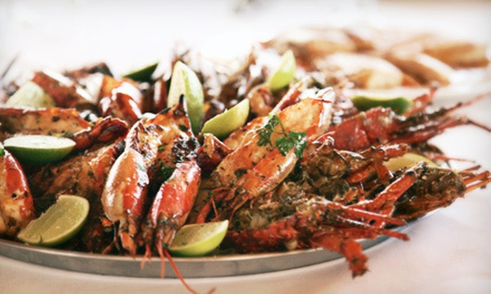 New Orleans Style Crawfish Festival - Long Island City: $30 for Visit to Crawfish Festival with Louisiana Cuisine and Live Music from Queens Promotion Group at Z Hotel in Long Island City ($65 Value)