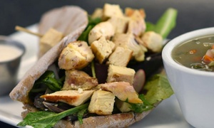 Healthy Food For Two, Three, Or Four At The Green Ingredient (60% Off)