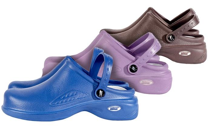 Women's Lightweight Comfort Clogs