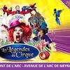 """""""Les Légendes du Cirque"""" à Aix-en-Provence"""