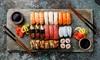 Toro Toro Sushi - Warszawa: Wybrany zestaw sushi: 44 sztuki za 59 zł i więcej opcji w Toro Toro Sushi (do -36%)