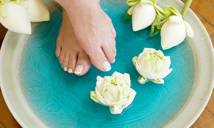 Novato Foot Health Center - Central Novato: Laser Toenail-Fungus Removal for One or Two Feet at Novato Foot Health Center (67% Off)