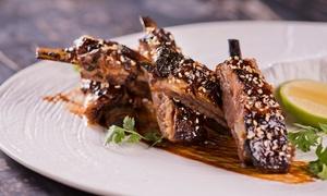 $18 for Pan-Asian Cuisine at Zengo Restaurant ($40 Value)