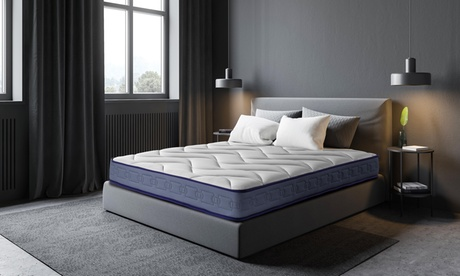 Colchón Latex Gel Plus, con 13 zonas de confort y regulación térmica (envío gratuito)