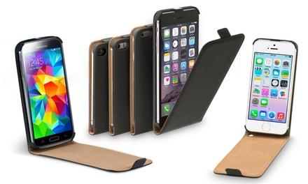 1 o 2 fundas protectoras para iPhone y Samsung Galaxy disponibles en varios modelos
