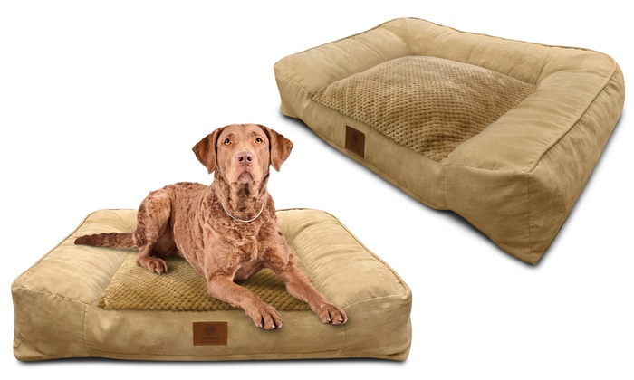 Remarkable Up To 26 Off On American Kennel Club Pet Bed Groupon Goods Creativecarmelina Interior Chair Design Creativecarmelinacom