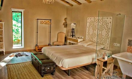 Parque Natural de Montseny: 1 o 2 noches para 2 con desayuno, late check-out y opción a jacuzzi en el Hostal Sant Roc