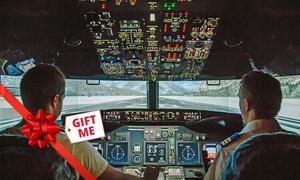 Jet Flight Simulator - Newcastle: Jet Flight Simulator - 30 ($79) or 60-Minute Experience ($129) at Jet Flight Simulator Newcastle (Up to $349 Value)