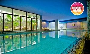 ALOE SPA: Aloe Spa: percorso benessere di 3 ore con sauna, piscina e massaggi fino a 40 minuti per 2 persone (sconto fino a 85%)