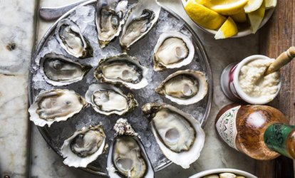 image for Southern New England Food at East Bay Oyster Bar (Up to 50% Off)