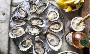 Up to 50% Off Southern New England Food at East Bay Oyster Bar at East Bay Oyster Bar, plus 6.0% Cash Back from Ebates.