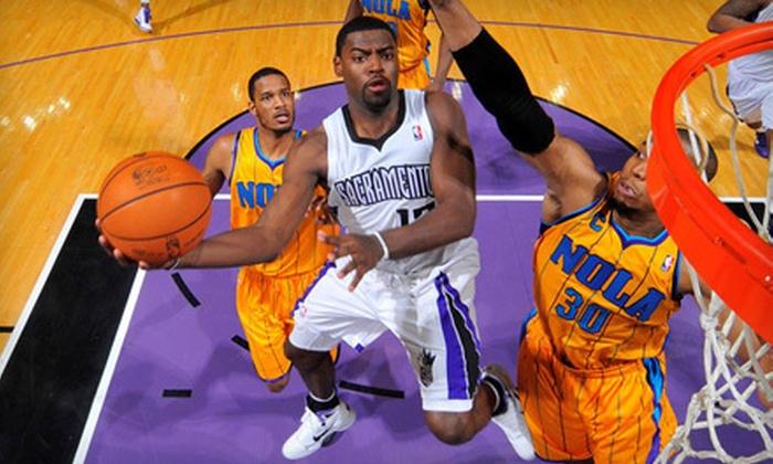 Sacramento Kings - Sleep Train Arena: Sacramento Kings Basketball Game at Sleep Train Arena on November 18 or 24 (Half Off). Two Seating Options Available.