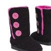 MUK LUKS Girls Malena Boots (Size 3)