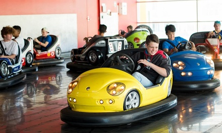 $20 for Two-Hour Unlimited Rides and Games Card at The Beachouse, Glenelg (Up to $32 Value)