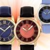Bernoulli Faun Women's Mother of Pearl Dial Watch