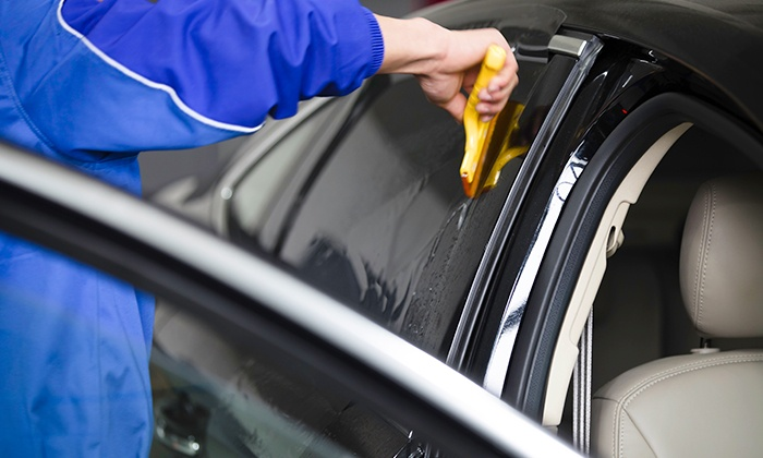 Star Windshield - Chandler: $59 for Complete Window Tint with Insurance Windshield Replacement at Star Windshield ($230 Value)