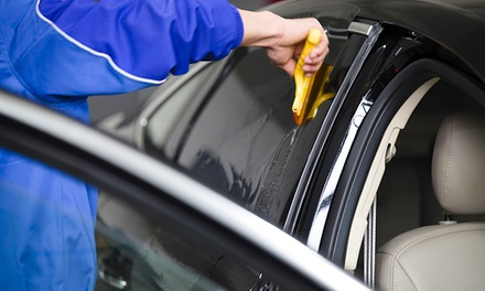 Tinting for Two, Three, Five, or Seven Windows at DFW Camper Corral (Up to 60% Off)