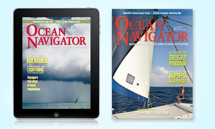 One- or Two-Year Print or Digital Subscription to