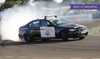 2 tours de drift en passager d'une BMW M3 valable sur 4 circuits à 29 € avec Motorsport Academy