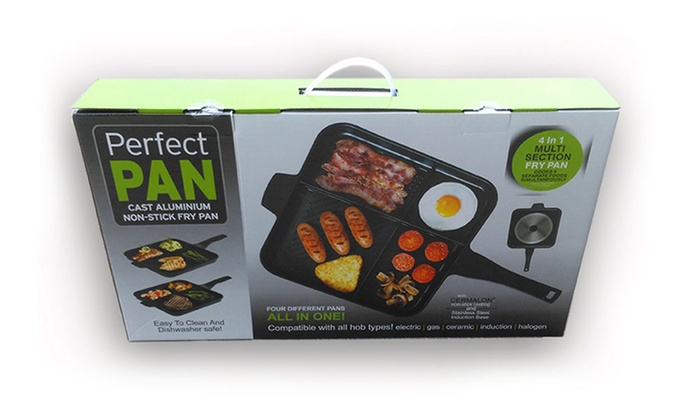 Four In One Perfect Pan Groupon Goods