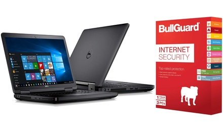 """Refurbished Dell E5440 14"""" with Optional BullGuard Antivirus With Free Delivery"""