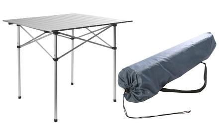 Table à rouler en aluminium à 27,90 €