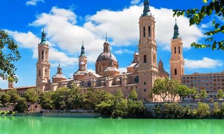 Zaragoza: habitación doble o twin para 2 personas con desayuno y detalle de bienvenida en Hotel Yit Ciudad de Zaragoza