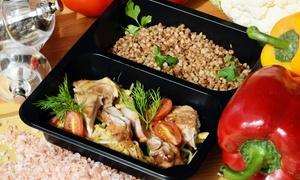 Biały Widelec: Catering dietetyczny z dostawą na terenie Trójmiasta: 5-dni od 189,99 zł i więcej opcji z  firmą Biały Widelec (do -42%)