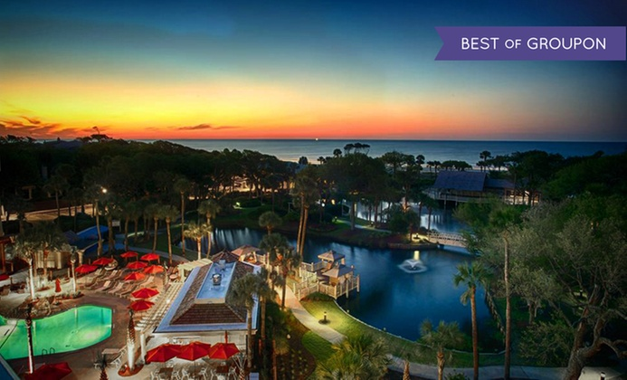 Sprawling 4-Star Resort on Hilton Head Island