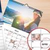 Fino a 5 calendari personalizzabili A4