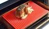 Reusable Pyramid Oven Baking Mat