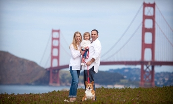 Visalli Photographics - Sausalito: $89 for Portrait Session with Consultation, Prints, and Photo CD from Visalli Photographics in Sausalito ($415 Value)