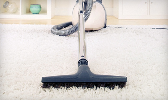 Pro Carpet - Athens-Clarke County unified government (balance): Home Carpet Cleaning for Rooms and Hallways from Pro Carpet (Up to 64% Off). Three Options Available.