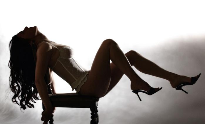 Boudoir of art-nude fotoshoot van 1 of 2 uur bij Atelier 68