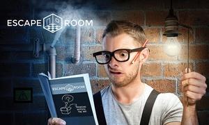 Escape Room Isreal: אל תברחו מהגרופון הזה ! רק 50 ₪ לשובר הנחה זוגי בשווי 100 ₪ למימוש באחד מ-10 סניפי רשת אסקייפ רום ישראל. גם בקבוצות !