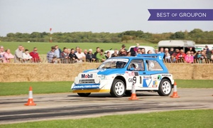 Live Promotions Events Ltd: Sywell Classic: Child, Adult or Family Ticket, 23–24 September at Sywell Aerodrome