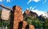 Zion National Park Tour from National Park Express