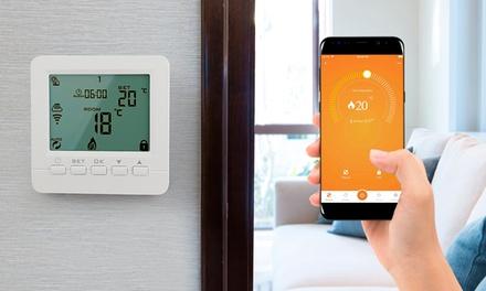 1 o 2 termostatos SevenON para control de climatización con WiFi