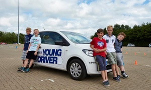 Young Driver: 30-Minute or One-Hour Driving Lesson at Young Driver (Up to 32% Off)