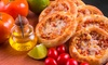 MuhBaba Arabian Food - Sao Leopoldo: Rodízio de esfirras + batata frita + cebola frita + salada + falafel no MuhBaba Arabian Food – Centro